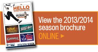 Download the 2013/2014 Season Brochure
