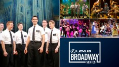 Lexus Broadway Series 2013/2014 Season