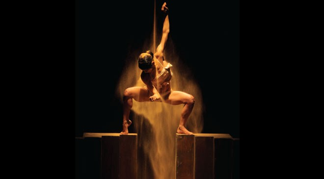 Israel's Kibbutz Contemporary Dance Company Header