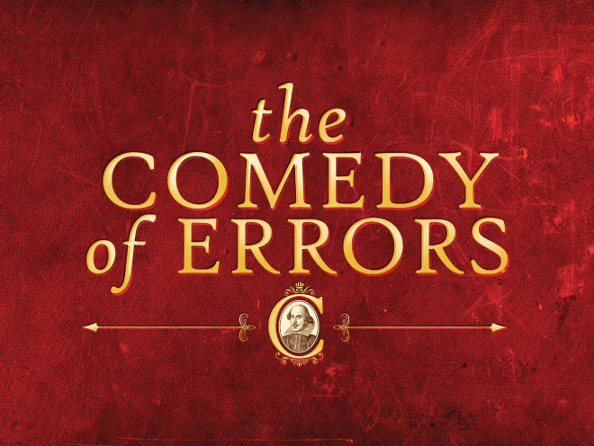 comedy of errors The acting company margot harley richard corley producing director associate producing director the comedy of errors by william shakespeare.