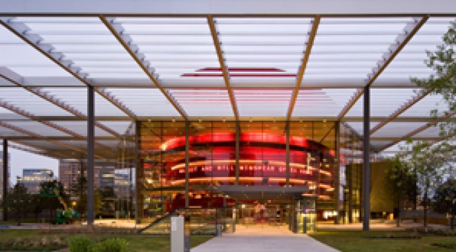 Winspear opera house dallas pictures now