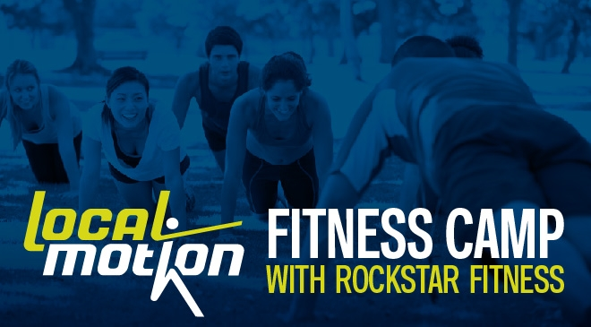 Local Motion: RockStar Fitness