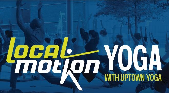 Local Motion: Yoga