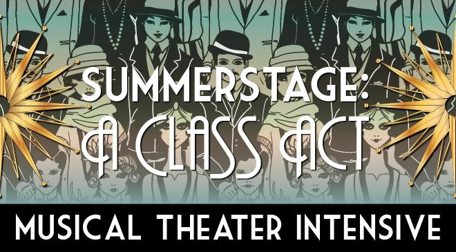 DTC Teen Musical Theater Intensive