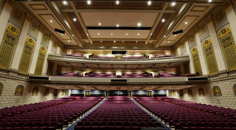 Mcfarlin Memorial Auditorium At Smu Attpac