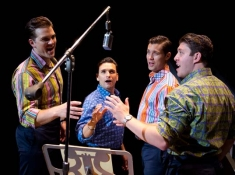 Cast Members of Jersey Boys