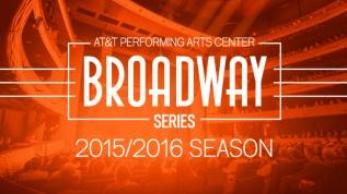 2015/2016 Broadway Series