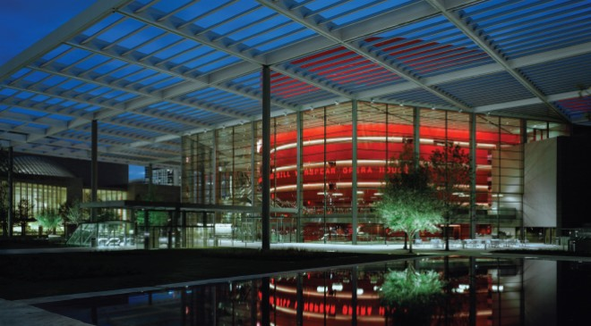 Winspear Opera House Header