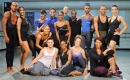 Choreographer Tiffany Rea-Fisher with Dallas Black Dance Theatre