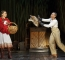 Lisa Helmi Johanson as Little Red Ridinghood and Anthony Chatmon II as The Wolf in Into The Woods. Photo by Joan Marcus.jpg