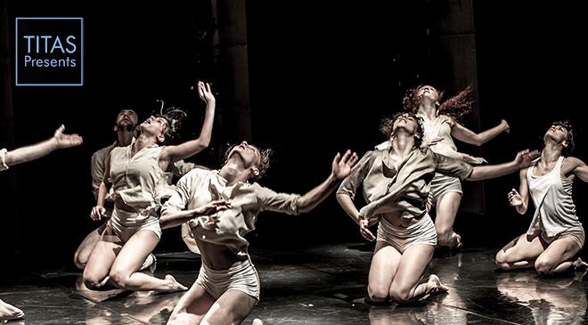 Kibbutz Contemporary Dance Company - Contemporary dance