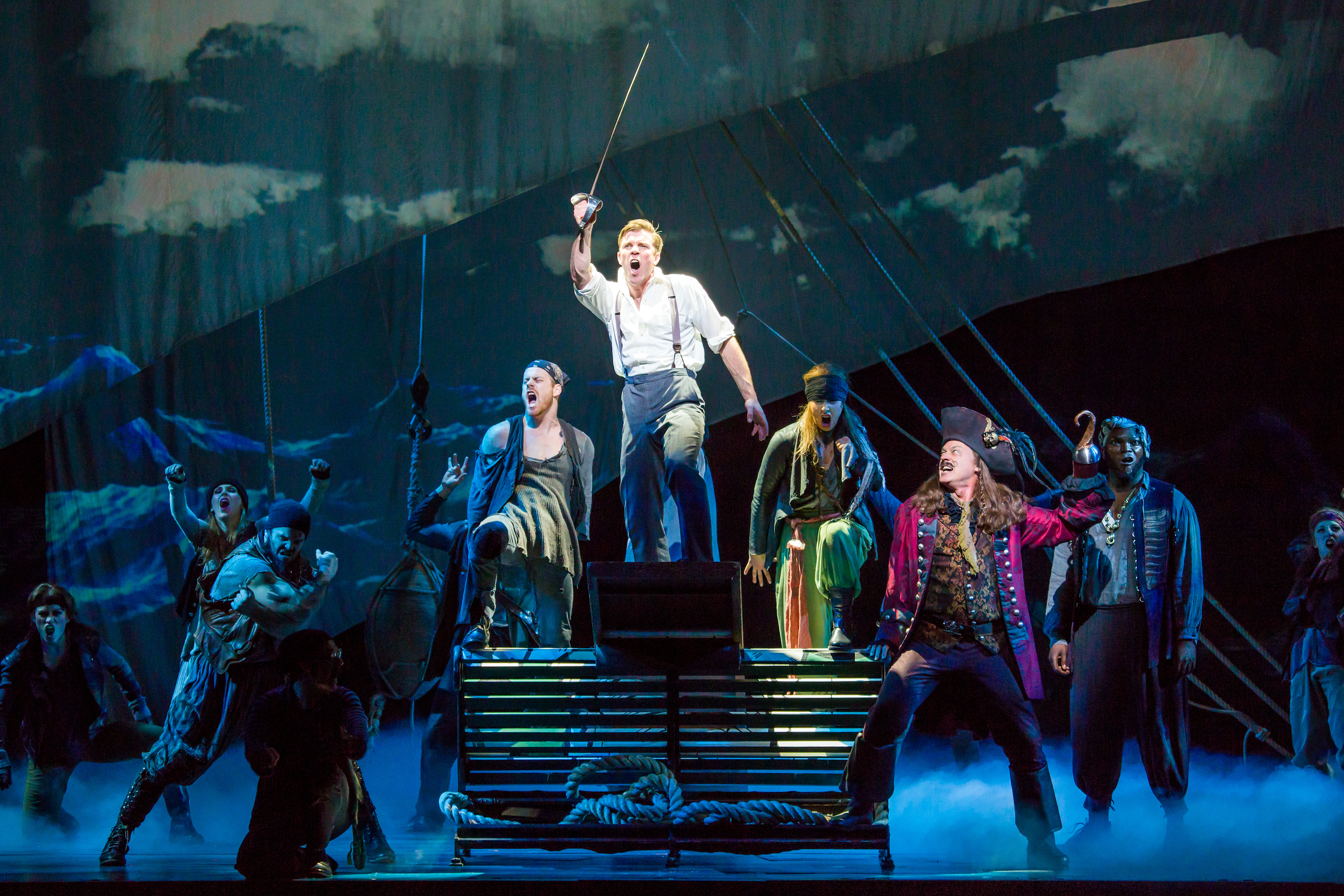 Finding Neverland in Dallas at the Winspear | ATTPAC