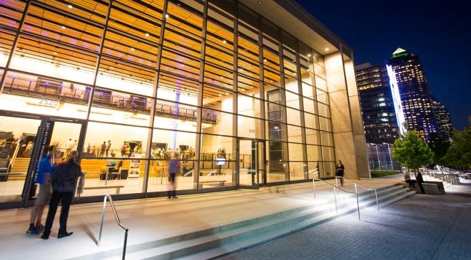 Moody Performance Hall