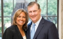 Matrice Ellis-Kirk and Mike Rawlings
