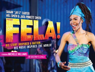 Lexus Broadway Series: Fela!