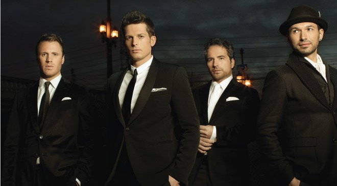 Capital One Bank Bravo Series: The Tenors