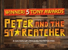Lexus Broadway Series 2013/2014 Season: Peter and the Starcatcher