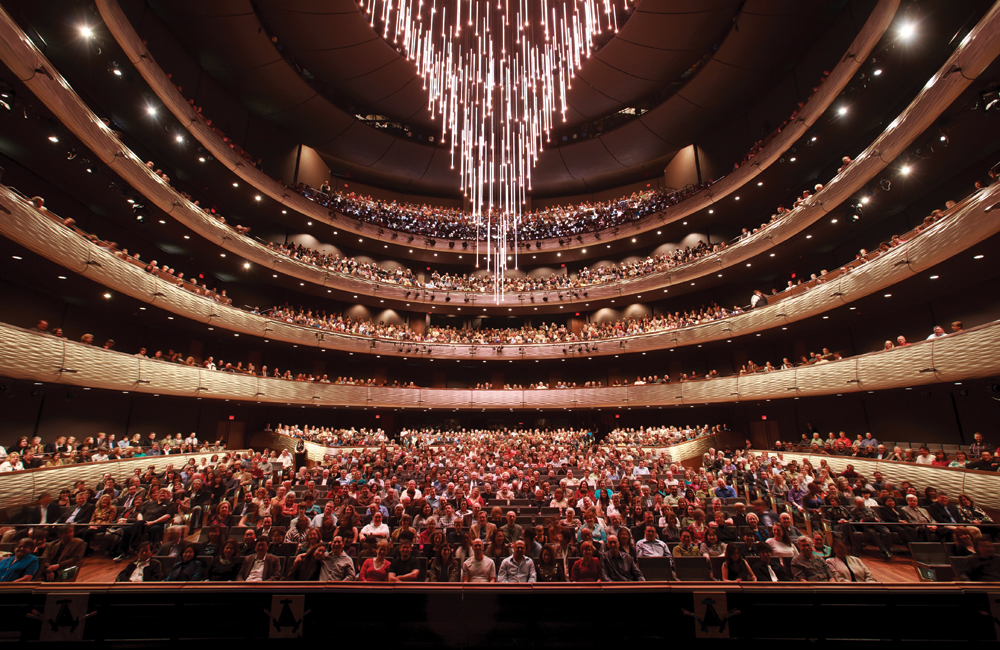 via AT&T Performing Arts Center
