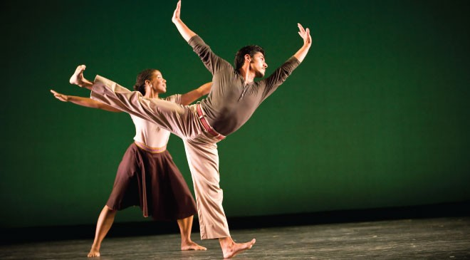 Mark Morris Dance Group Header