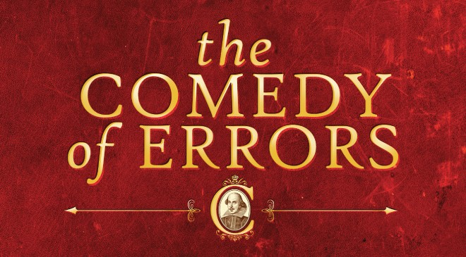 a review of william shakespeares the comedy of errors Find helpful customer reviews and review ratings for the comedy of errors william shakespeare at amazoncom read honest and unbiased product reviews from our users.