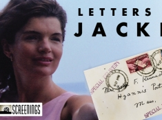 Letters to Jackie