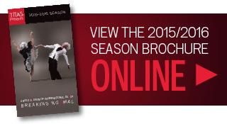TITAS Presents 2015/2016 Season Brochure