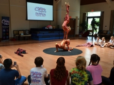 Cirque Dreams KidsTime Summer Camp