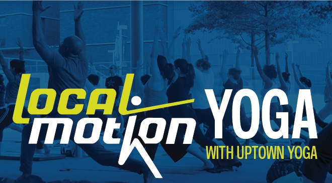 Local Motion: Yoga