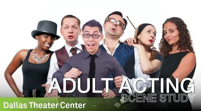Adult Acting: Scene Study