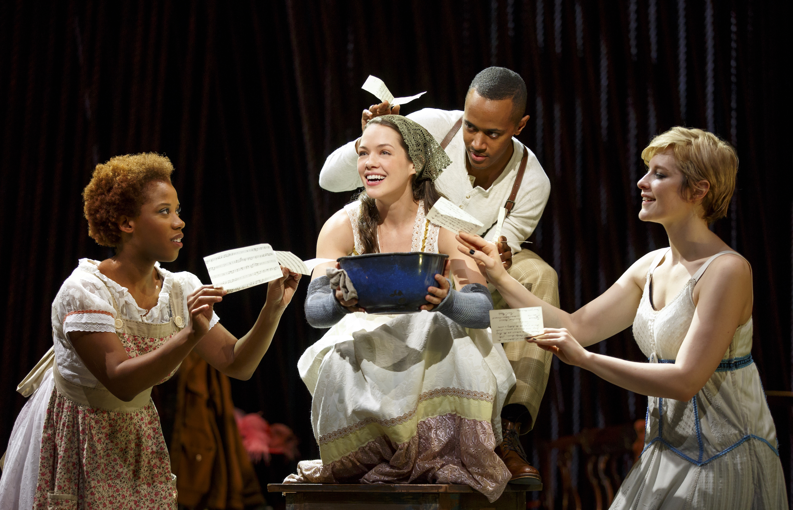 Lexus Of Dallas >> Into The Woods at the Winspear in Dallas   ATTPAC