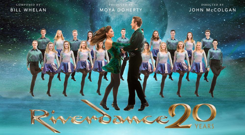 Riverdance 20 Anniversary Tour