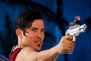 John Leguizamo in Romeo and Juliet