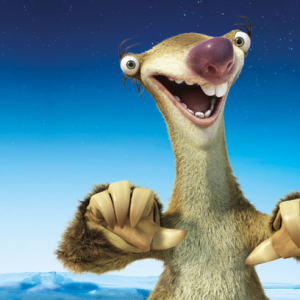 John Leguizamo in Ice Age