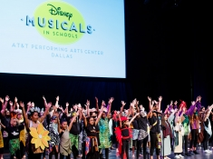 Disney Musicals in Schools Student Share Celebration, Dallas