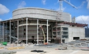 Winspear Opera House construction, 2009