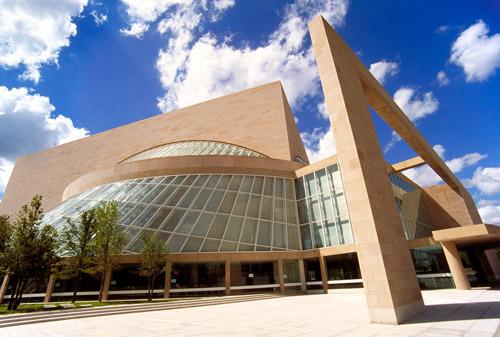 Morton H Meyerson Symphony Center Attpac