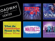 AT&T Performing Arts Center Broadway Series 2020/2021 Season
