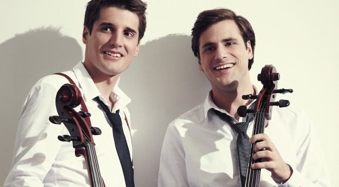 Capital One Bank Bravo Series: 2Cellos